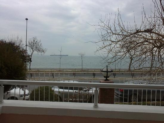 BEST WESTERN Citadel Hotel: view