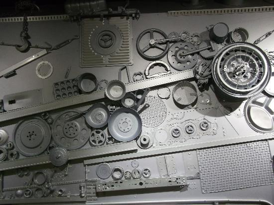 Science Museum : 科学技術館の写真その2