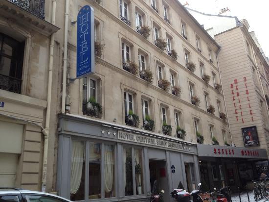 Hotel Central Saint Germain: L'extérieur de l'hôtel