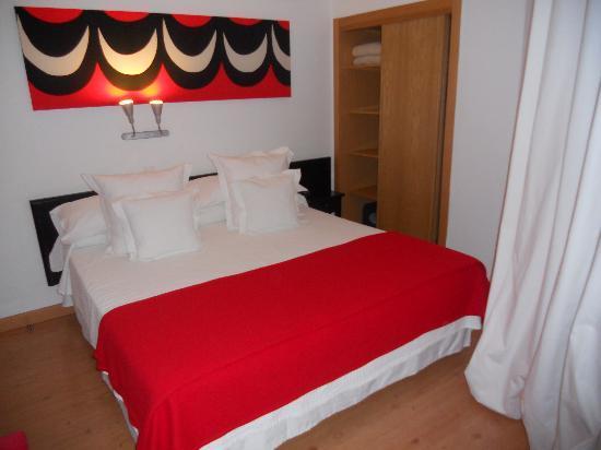Hostal Parque: La habitación 207