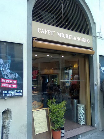 Caffe Michelangiolo : Caffé Michelangiolo!