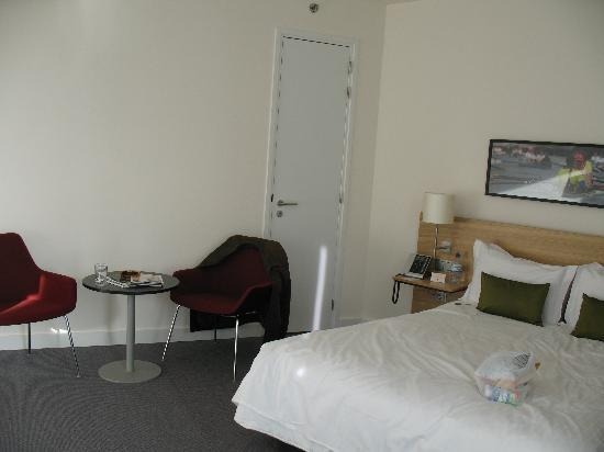 DoubleTree by Hilton Hotel Amsterdam Centraal Station: Room 524