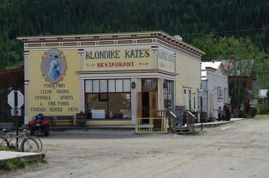 Klondike Kate's Restaurant : L'extérieur du restaurant