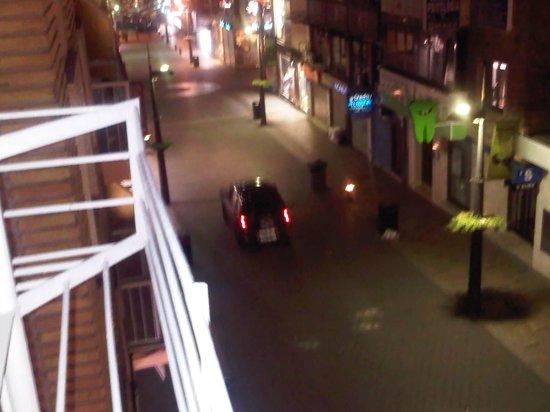 Residencial Bristol Hotel: cerca del las tiendas,bares y restaurantes