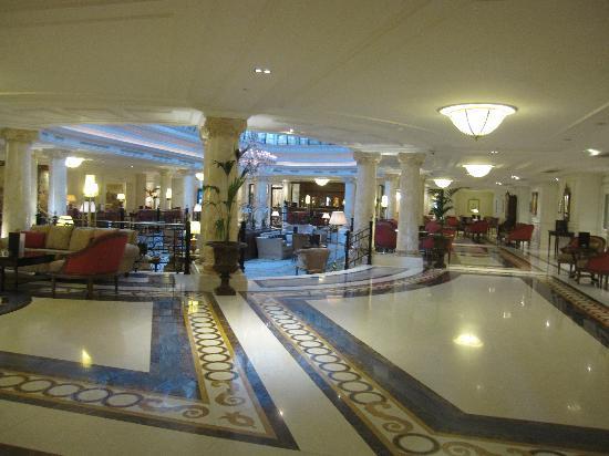 Eurostars Palacio Buenavista: Salón