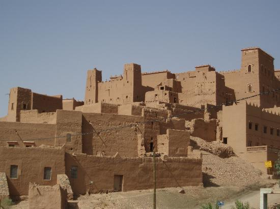 Hotel Reda: kasbah nei pressi dell'hotel