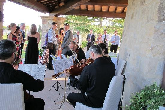 wedding at la palazzetta del vescovo