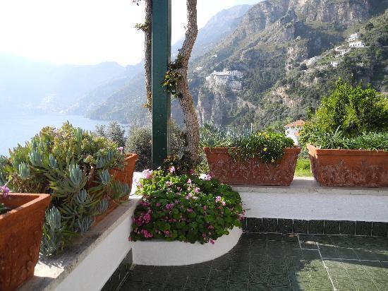 Hotel Le Sirene: Balcony