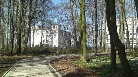 Grand Hotel Heiligendamm: Winter in Heiligendamm