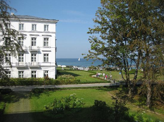 Grand Hotel Heiligendamm: Heiligendamm im Sommer