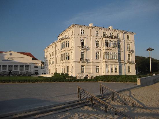 Grand Hotel Heiligendamm: Frühlingsmorgen