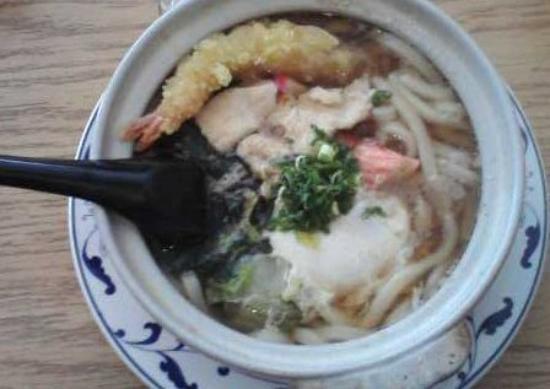 Tokyo Sushi: Tasty noodle bowl