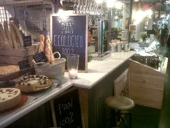 Woki Playa: Comida sana a precios razonables.