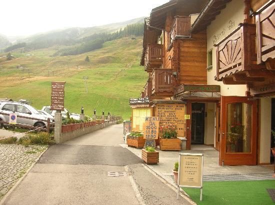 Hotel Valeria: hotel