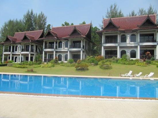 Khao Lak Riverside Resort & Spa : Pool