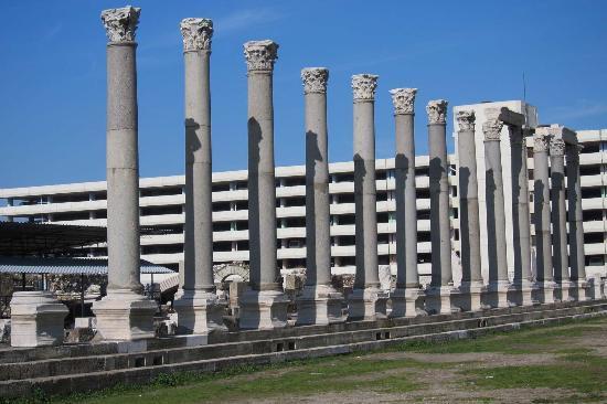 Antikhan Hotel: Agora d'Izmir