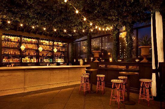 Gramercy Park Hotel Terrace