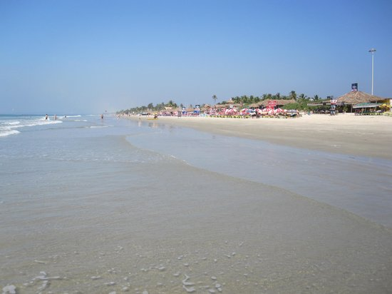 Beach Resorts In Goa Near Airport
