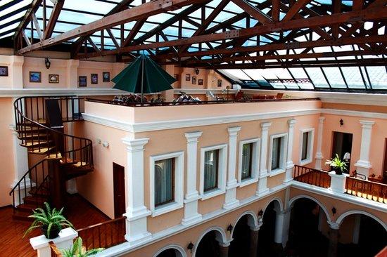 Hotel Patio Andaluz: Solarium