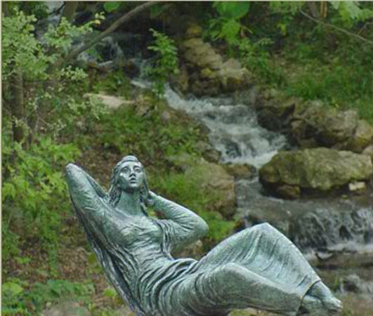 Photo of Art Gallery Umlauf Sculpture Garden at 605 Robert E Lee Rd, Austin, TX 78704, United States