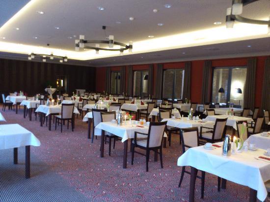 Schlosshotel Blankenburg/Harz: Speisesaal