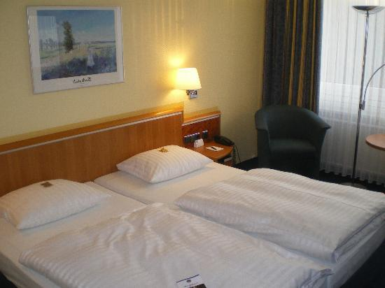 Leonardo Hotel Hamburg City Nord: Zi 302