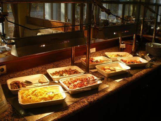 Leonardo Hotel Hamburg City Nord: Frühstücksbuffet