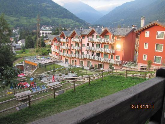 Ponte Del Legno.Vista Del Residence Picture Of Residence Adamello Resort
