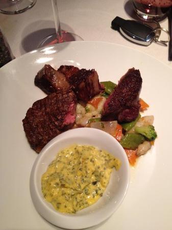 Schéiss: Amazing meat - Black Angus Steak