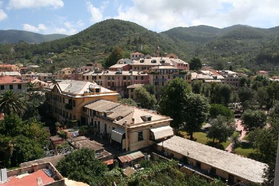 هوتل جاردن: view from deluxe
