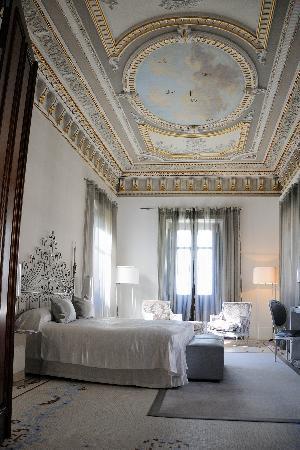 Suite fotograf a de hospes palacio de los patos granada - Hotel hospes palacio de los patos ...