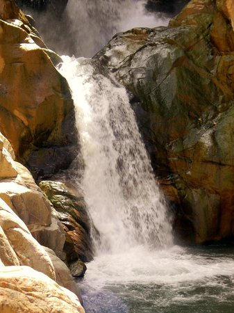Colima, Μεξικό: Also the waterfall