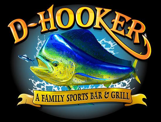 D-Hooker: WINGS, BURGERS & SEAFOOD