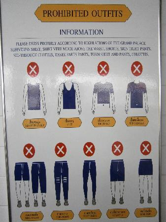 Segway Tour Thailand: These are the clothing guidelines