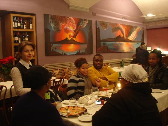 La Basilica Restaurant: il nostro tavolo
