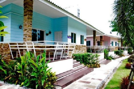 Nong Nam Daeng, Tailandia: Twin House