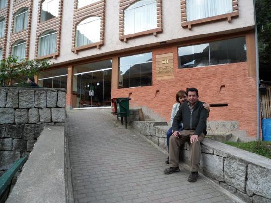 Taypikala Hotel Machupicchu: Machu Picchu