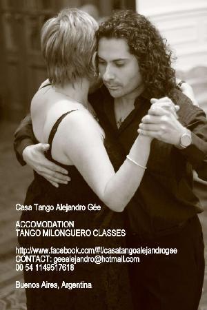 Tango Alejandro Gee: Tango