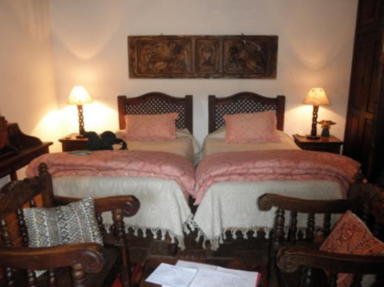 Casa Felipe Flores: Bedroom for two