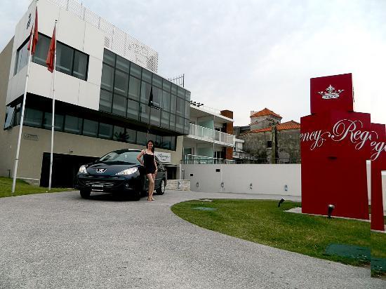 Regency Rambla Design Apart Hotel: Frente del hotel