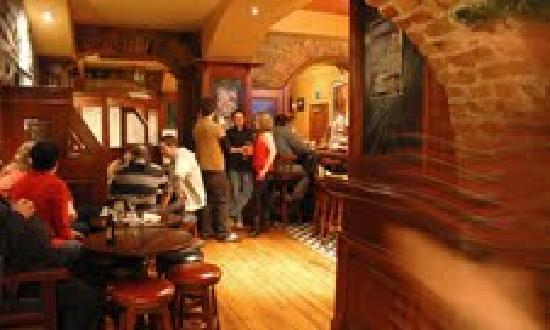 The Western Restaurant: Front Bar