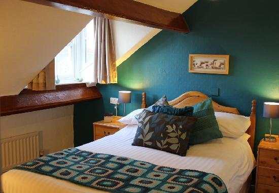 Pitcairn House: Standard double room