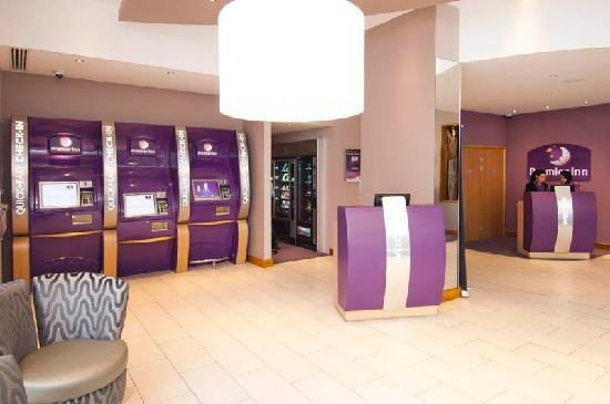 Premier Inn Blackfriars Restaurant