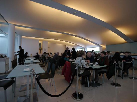museum museo cafeteria of the thyssen