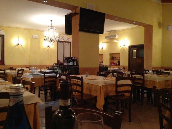 Borgo Vercelli, Italië: sala