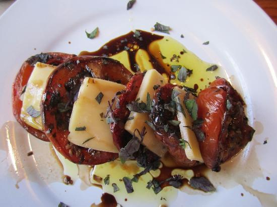 Hector´s Bistro: Roasted Tomatoes