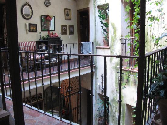 Casa Del Buen Viaje : visuale dalla nostra camera