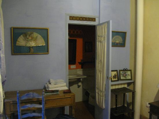Casa Del Buen Viaje : scorcio della nostra camera