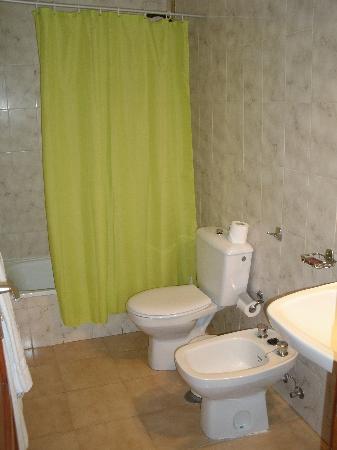 Lago Azul: Toilet