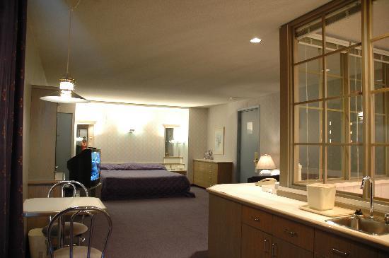 Hotel LaLiberte: suit